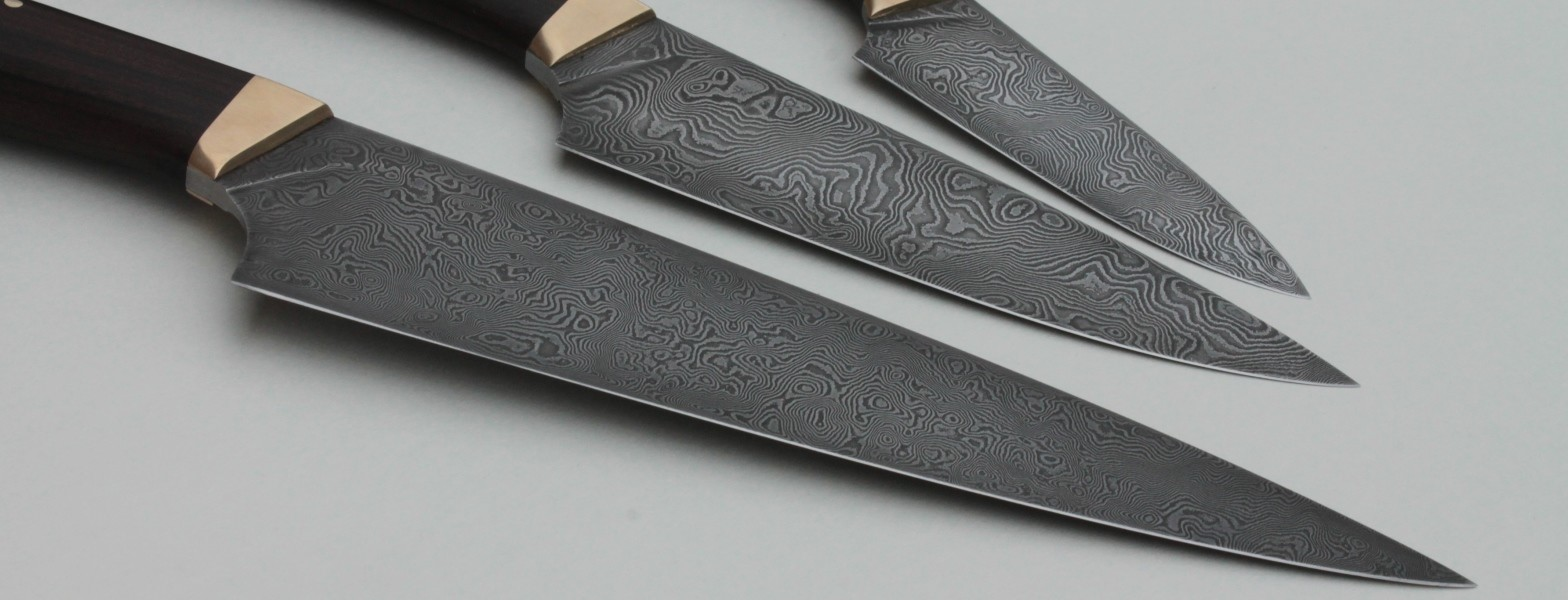 Goldschmidt Knives Bladesmith Hand Forged